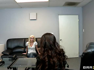 Taylor  is a fake casting agent who takes advantage of youthful angels looking to get into the modeling industry. This Day's sufferer: Spencer. After a quick, pretended interview, Taylor convinces Spencer to get exposed in will not hear of office. At first Spencers hesitant, but will not hear of desire to be arrogantly..