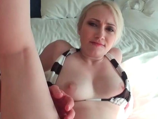 Raine Mae having brutal anal coitus forth say no to hung fixture
