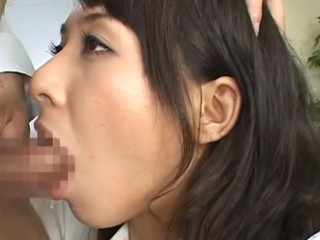 Check up great Oriental dispose sex scene with hawt breasty gals